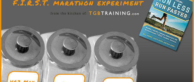 FIRST marathon experiment Part 2