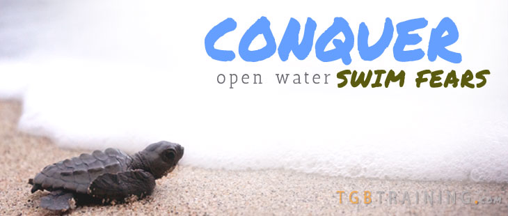 How to conquer open water swim fears