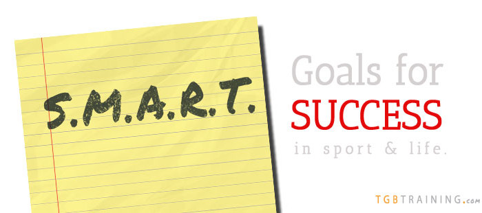 SMART goals for success in sport and life