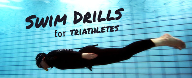 Best swim drills for triathletes