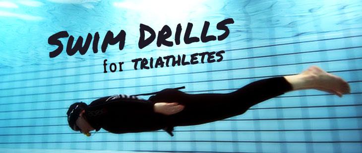 Best swim drills for triathletes