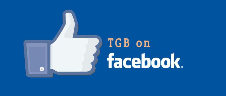 TGB on Facebook